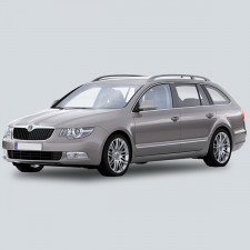 Enganches  SKODA Superb II Combi