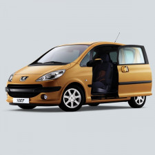 Enganches  PEUGEOT 1007