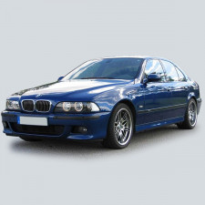 Enganches  BMW Serie 5 Sedan