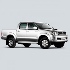 Enganches  TOYOTA Hilux