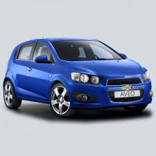 Enganches  CHEVROLET Aveo