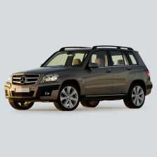 Enganches  MERCEDES GLK
