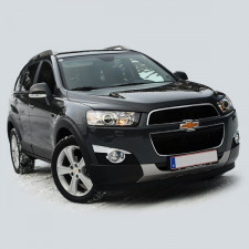 Enganches  CHEVROLET Captiva