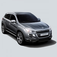 Enganches  PEUGEOT 4008